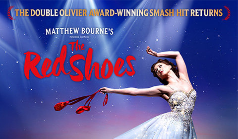 Matthew Bourne's The Red Shoes at Sadler's Wells tickets