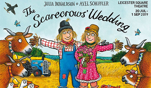 The Scarecrows' Wedding at Leicester Square Theatre tickets