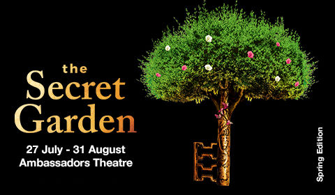 The Secret Garden at Ambassadors Theatre tickets