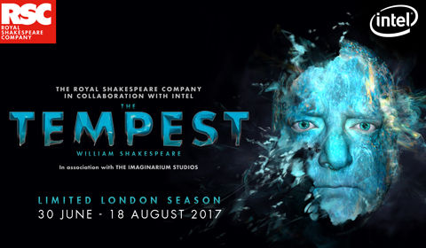 The Tempest at Barbican Theatre tickets