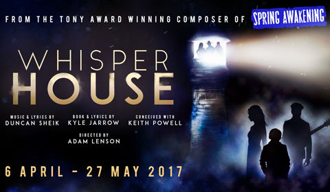 Whisper House at The Other Palace tickets