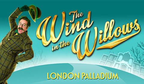 The Wind in the Willows at London Palladium tickets