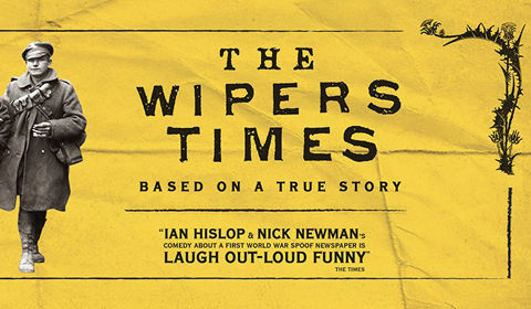 The Wipers Times at Arts Theatre tickets