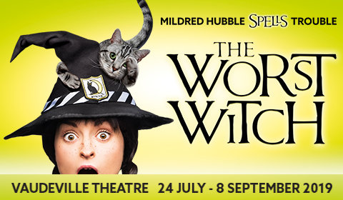 The Worst Witch at Vaudeville Theatre tickets