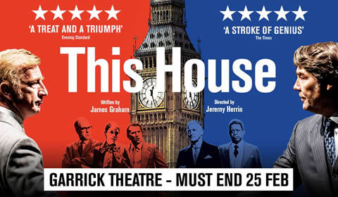 This House at Garrick Theatre tickets