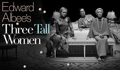 Three Tall Women at Golden Theatre tickets