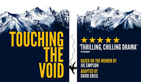 Touching the Void at Duke of York's Theatre tickets