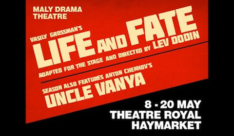 Life and Fate at Theatre Royal Haymarket tickets