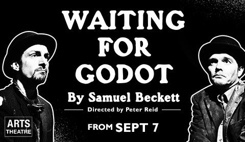 Waiting for Godot at Arts Theatre tickets