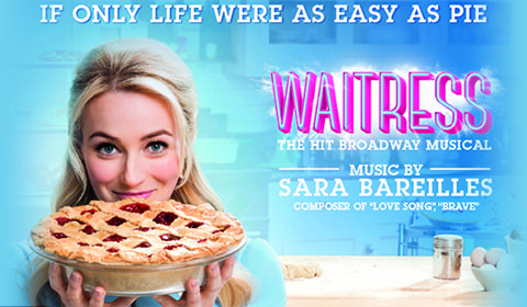 Waitress at Ed Mirvish Theatre tickets