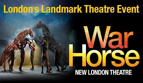 War Horse at Gillian Lynne Theatre tickets