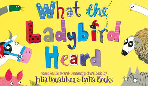 What the Ladybird Heard at Lyric Theatre tickets