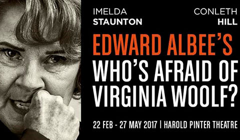 Who's Afraid of Virginia Woolf? at the Harold Pinter Theatre, London
