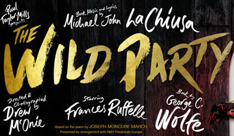 The Wild Party at The Other Palace tickets