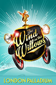 The Wind in the Willows on Stage at the London Palladium in London