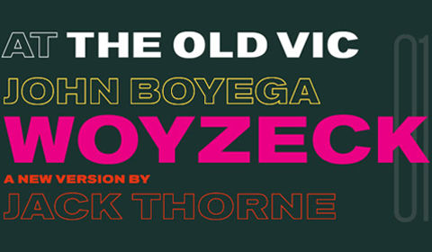 Woyzeck at the Old Vic Theatre, London