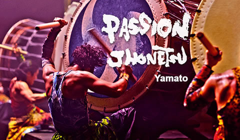 Yamato - Passion at Peacock Theatre tickets