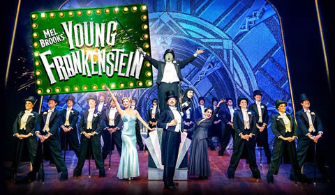 Young Frankenstein at Garrick Theatre tickets