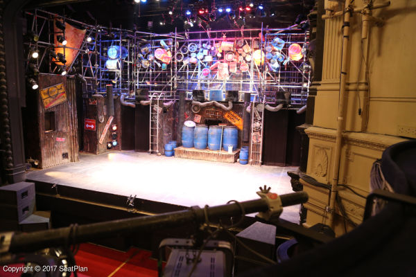 1ff13c637af05 Ambassadors Theatre Circle View From Seat   Best Seat Tips
