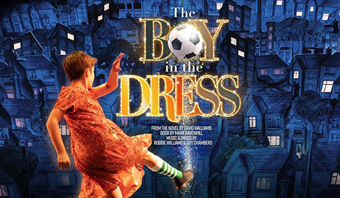 The Boy in the Dress at Venue To Be Announced tickets