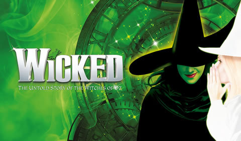 Wicked at Gershwin Theatre tickets