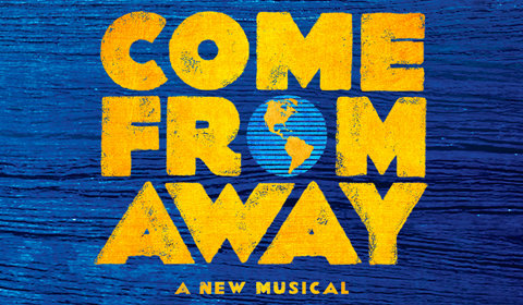 Come From Away at Gerald Schoenfeld Theatre tickets