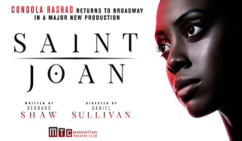 Saint Joan at Samuel J. Friedman Theatre tickets