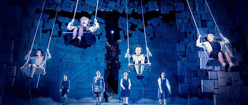 Matilda The Musical Tickets London 556 Reviews Seatplan
