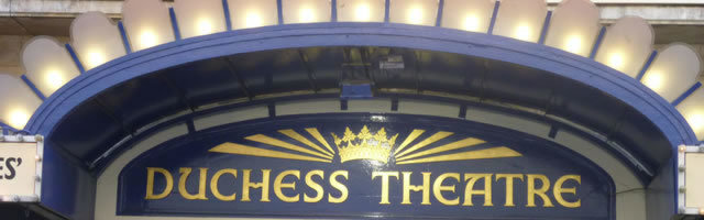 Duchess Theatre, London logo