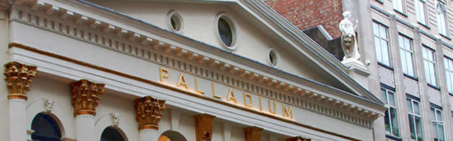 London Palladium, London logo