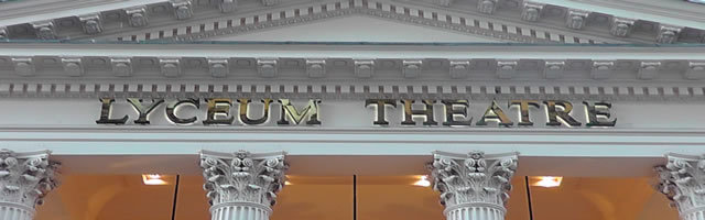 lyceum theatre london seating plan  u0026 reviews