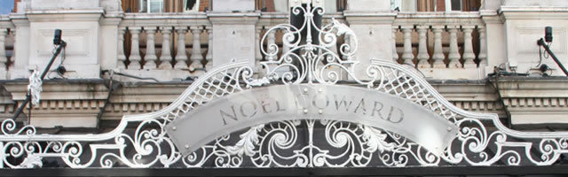Noel Coward Theatre, London logo