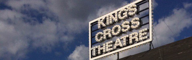 King's Cross Theatre (South Entrance), London logo