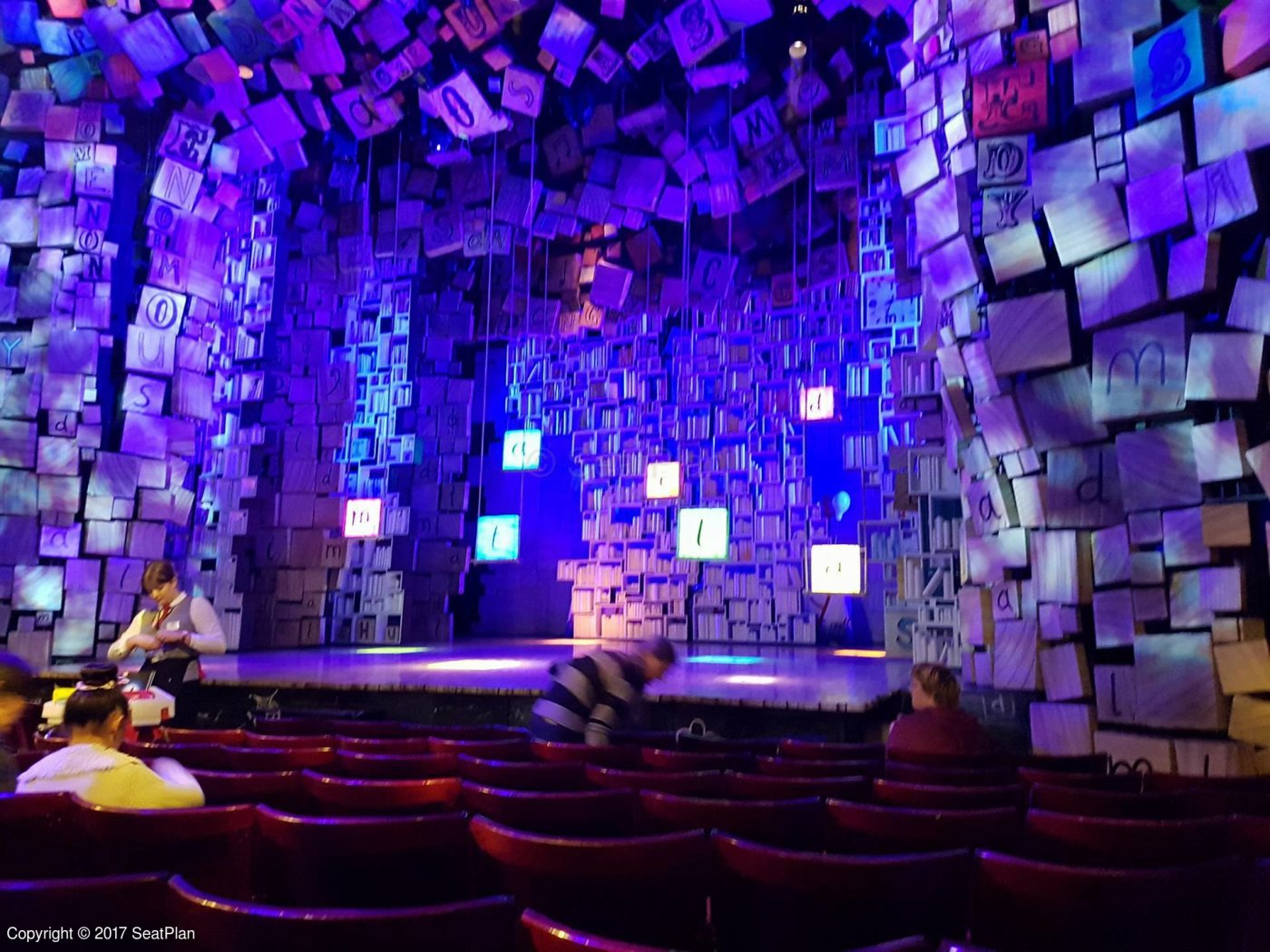 Matilda The Musical Tickets London 512 Reviews Seatplan