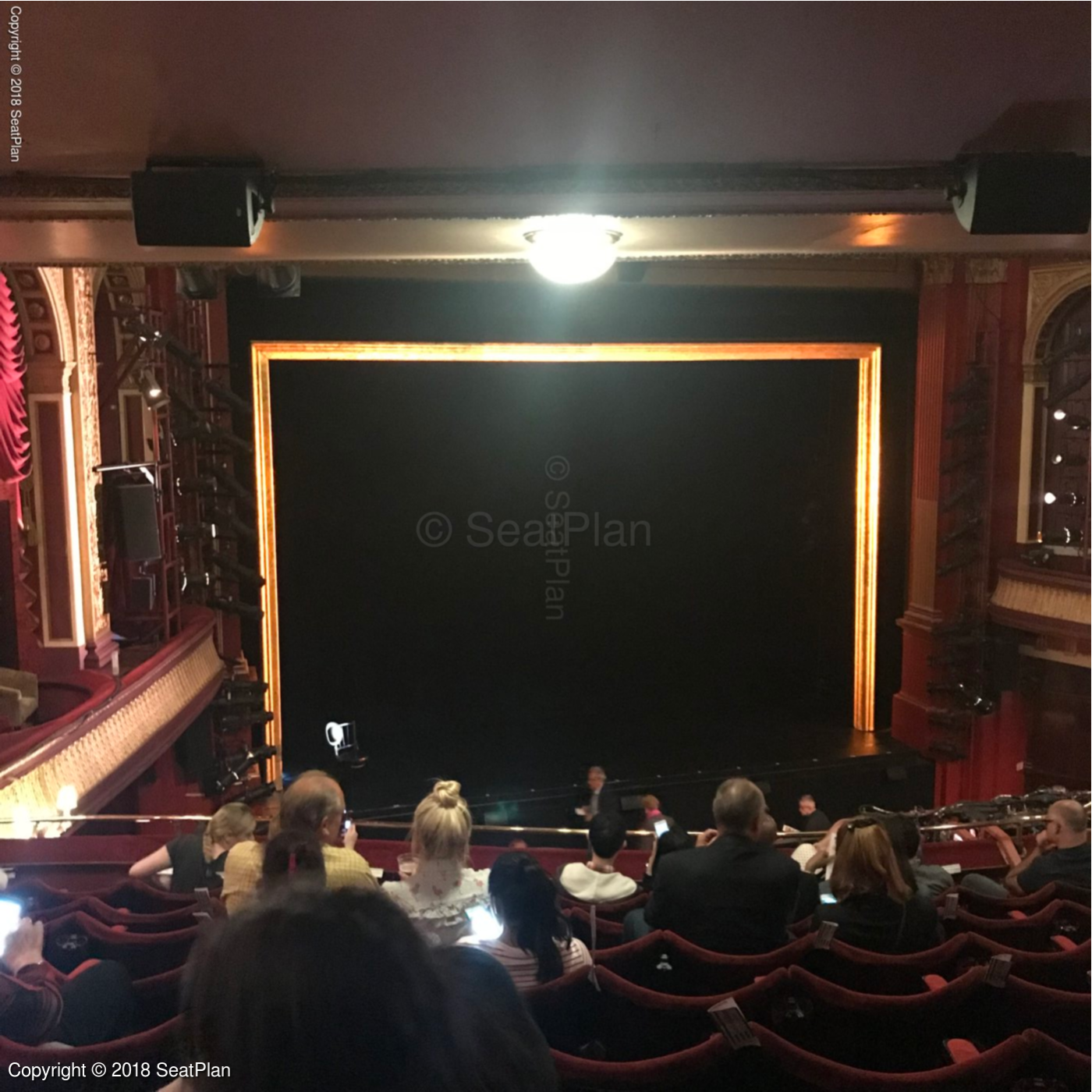 VIEW FROM MY SEAT | New London Theatre – THEATRESS