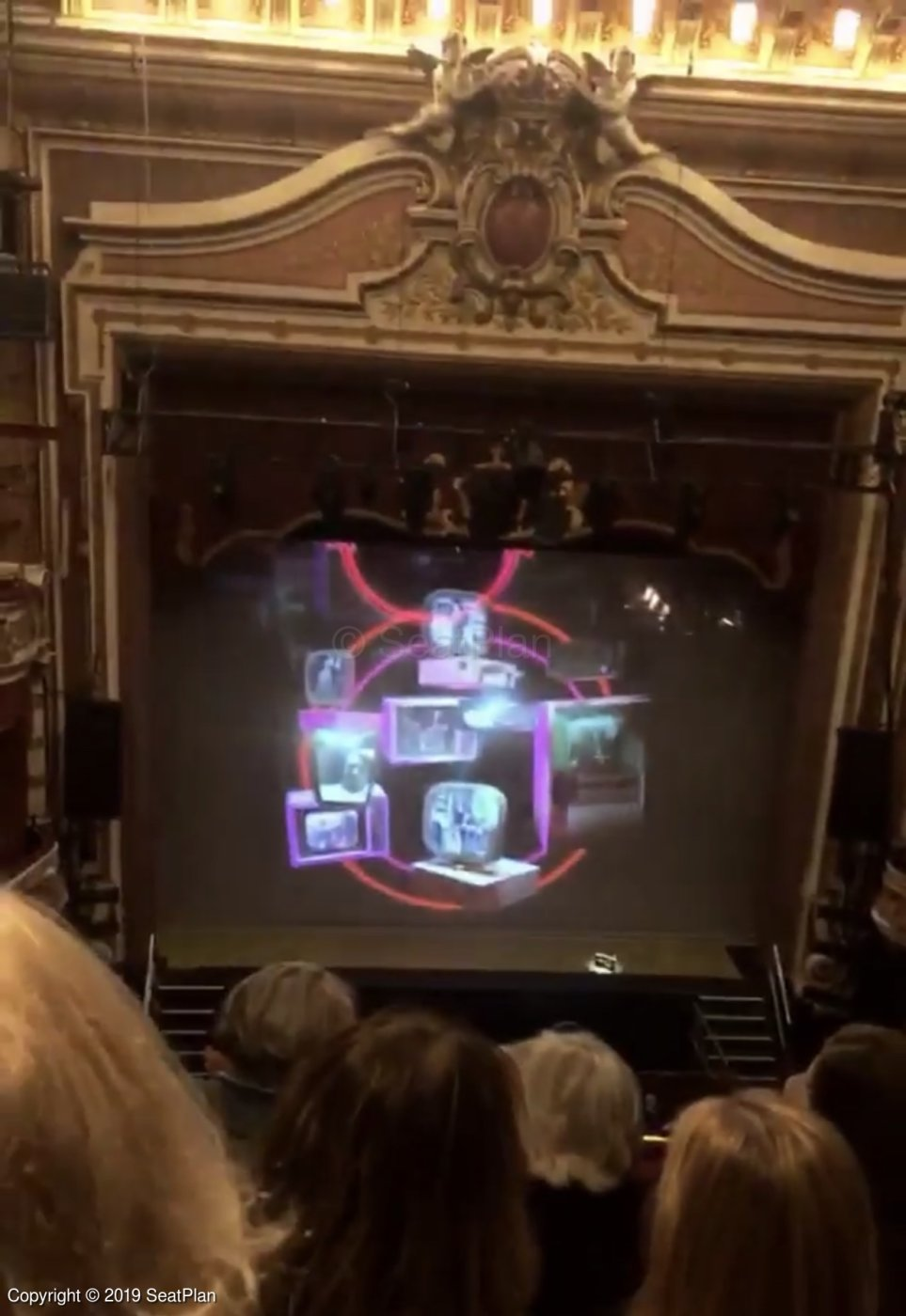 Theatre Glasgow Seating Plan Reviews