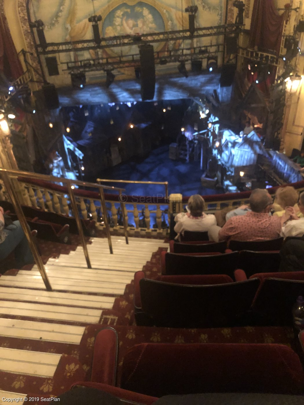 Playhouse Theatre London Seating Plan & Reviews | SeatPlan