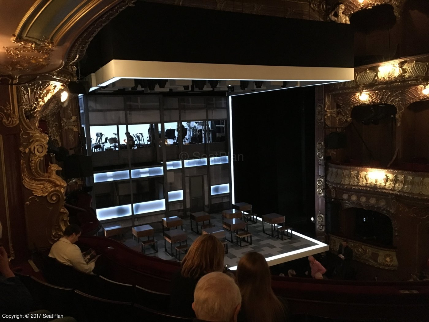 Duchess Theatre View From Dress Circle