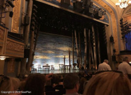 Gerald Schoenfeld Theatre Seating Chart View From Seat New York