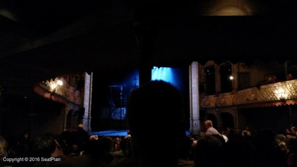 Old Vic Theatre Stalls View From Seat & Best Seat Tips