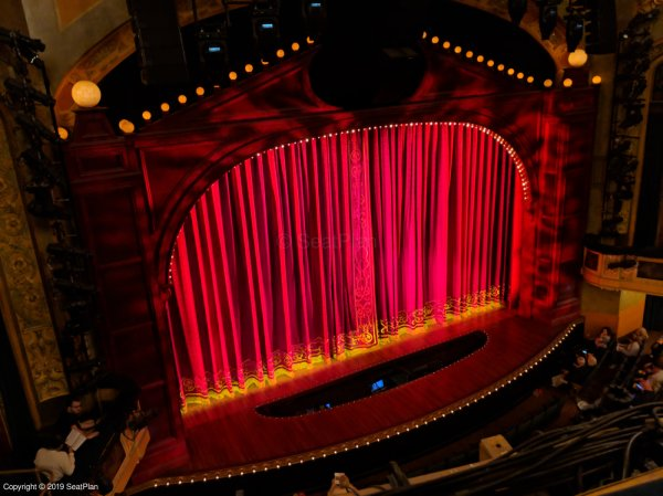 Shubert Theater Nyc Interactive Seating Chart Best Picture