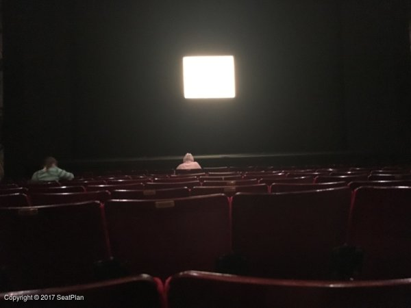 J16 Stalls - Old Vic Theatre - Seat Review & View Photo