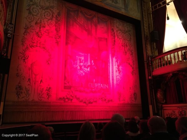 G21 Stalls - Playhouse Theatre - Seat Review & View Photo