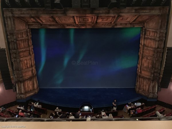 St James Theatre Balcony View From Seat Best Seat Tips