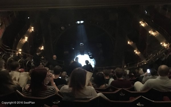 N18 Balcony - Palace Theatre - Seat Review & View Photo