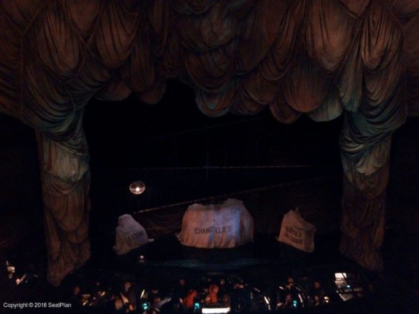 Phantom Of The Opera Balcony Seats Image Balcony And