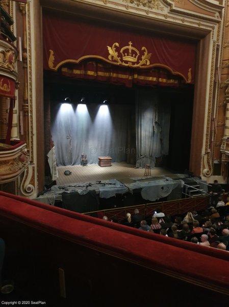 King S Theatre Glasgow Grand Circle