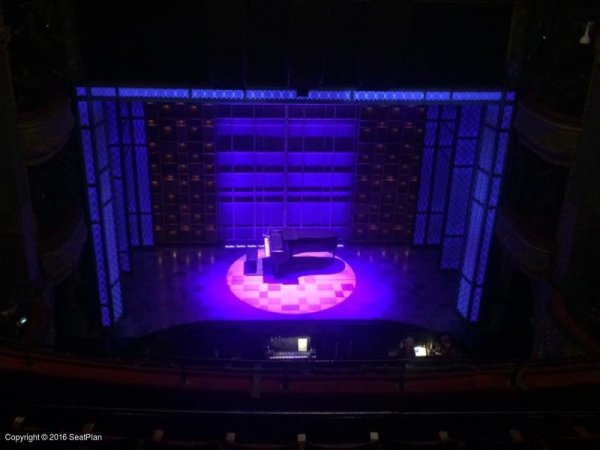 Grand circle aldwych theatre seating plan london for Balcony novello theatre