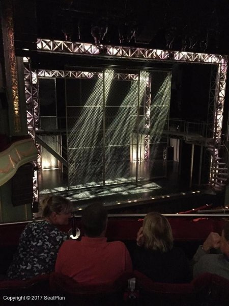 C26 Royal Circle - Piccadilly Theatre - Seat Review & View Photo