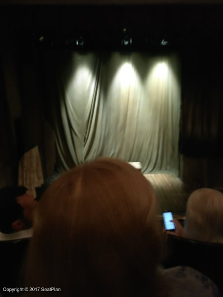 C7 Dress Circle - Fortune Theatre - Seat Review & View Photo
